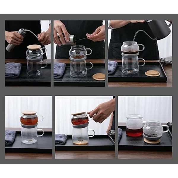 ชุดกรองชากาแฟ ( Tea Infuser ) LMT0487