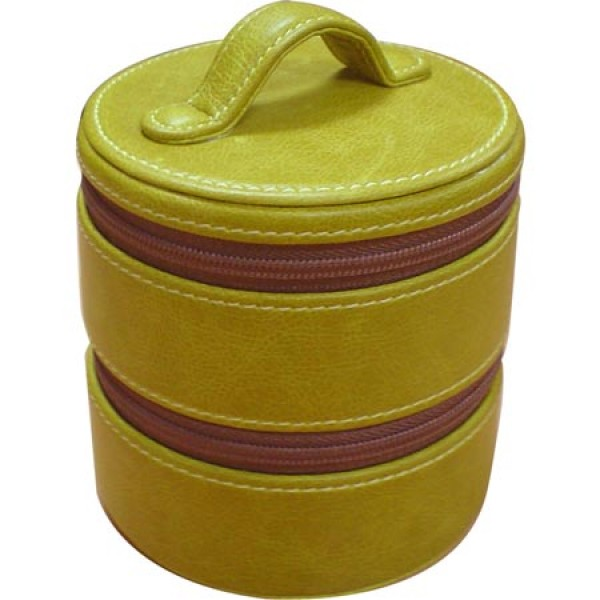 W0191 - กระเป๋าเก็บของ ทรงกระติก 2 ชั้น