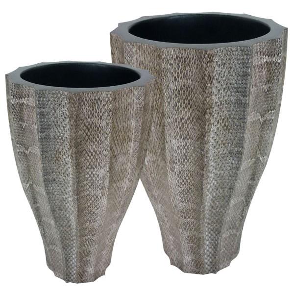 MD0047,MD0048 Snake Vase