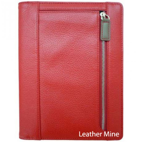 Thornhill Red Organizer A5