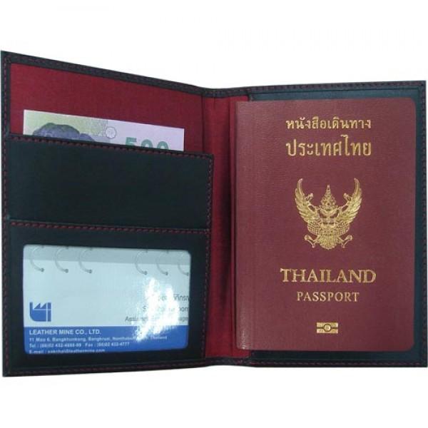 Passport Holder : Silk