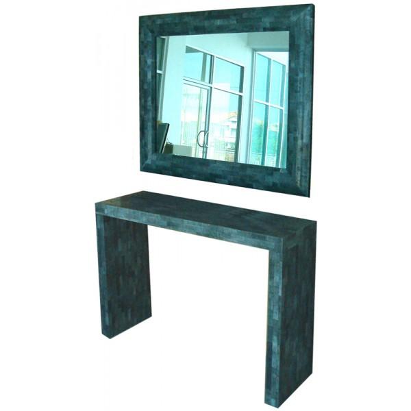 Stingray mirror & Stingray console table